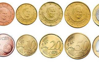 Какие купюры евро