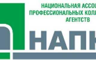 Национальная ассоциация профессиональных коллекторских агентств