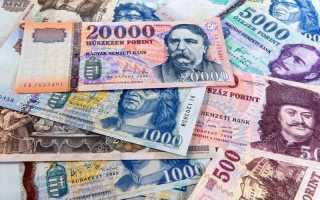 Форинт Валюта Какой Страны