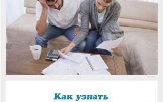 Как Проверить Задолженность По Кредитам Онлайн