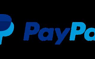 Как закинуть деньги на paypal через терминал
