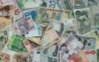 Крона деньги какой страны
