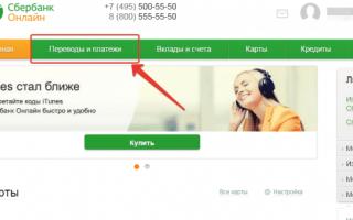 Что такое номер документа в сбербанк онлайн