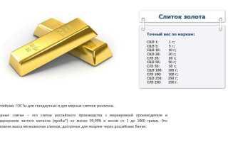 Где можно купить золото